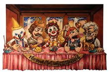 Our Last Supper print