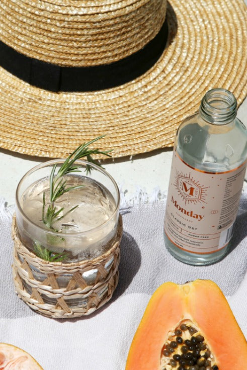 Monday Distillery Non-Alcoholic Classic G&T INCLUDES SHIPPING