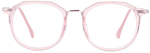 Rose Club Eyeglasses Women Front - Leone Eyewear