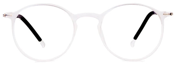 Matt Water Brooklyn Eyeglasses Front - Leone Eyewear