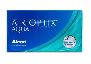 AIR OPTIX Aqua (x6)