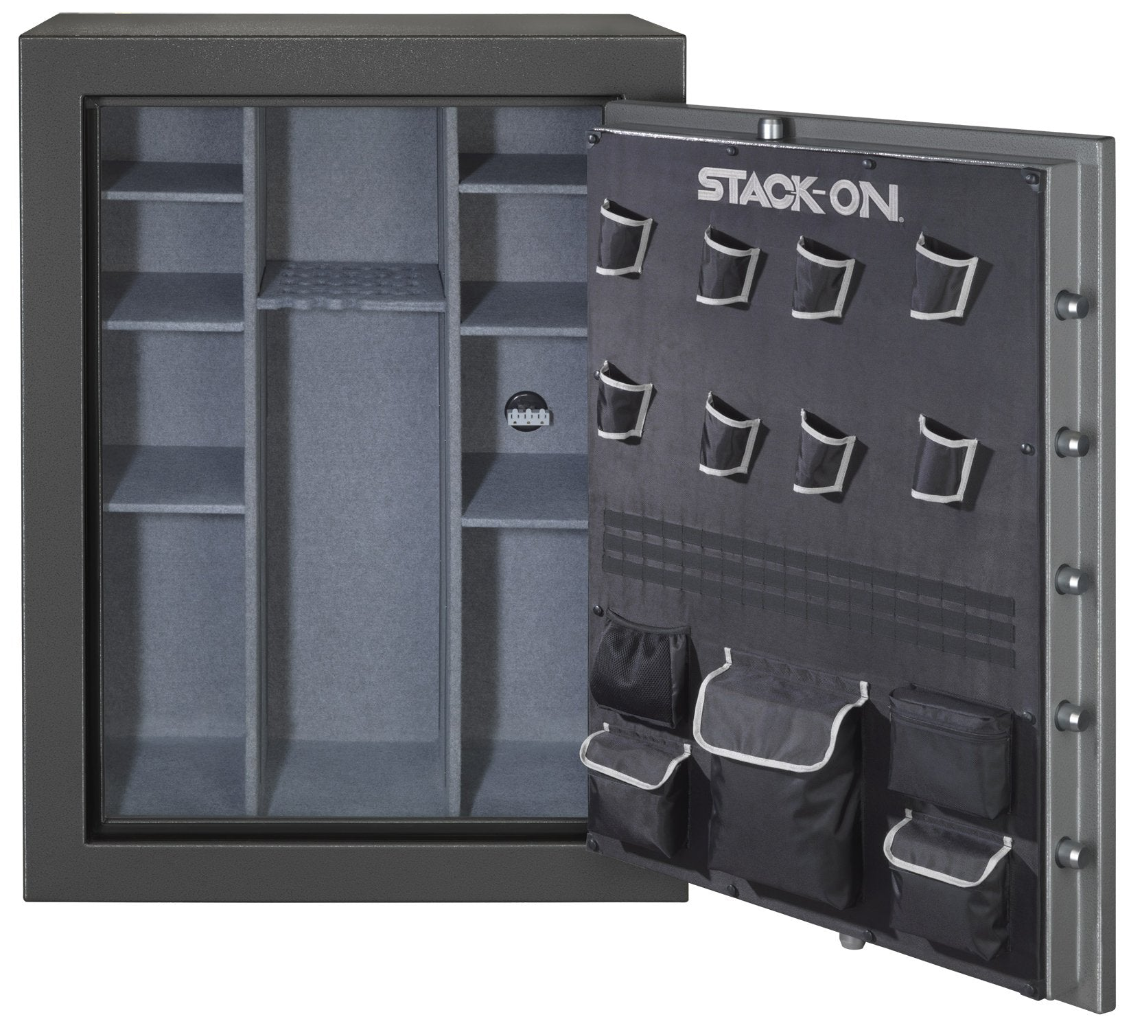 Stack Total Defense 51 69 Gun Safe Electronic Lock Semper Fi