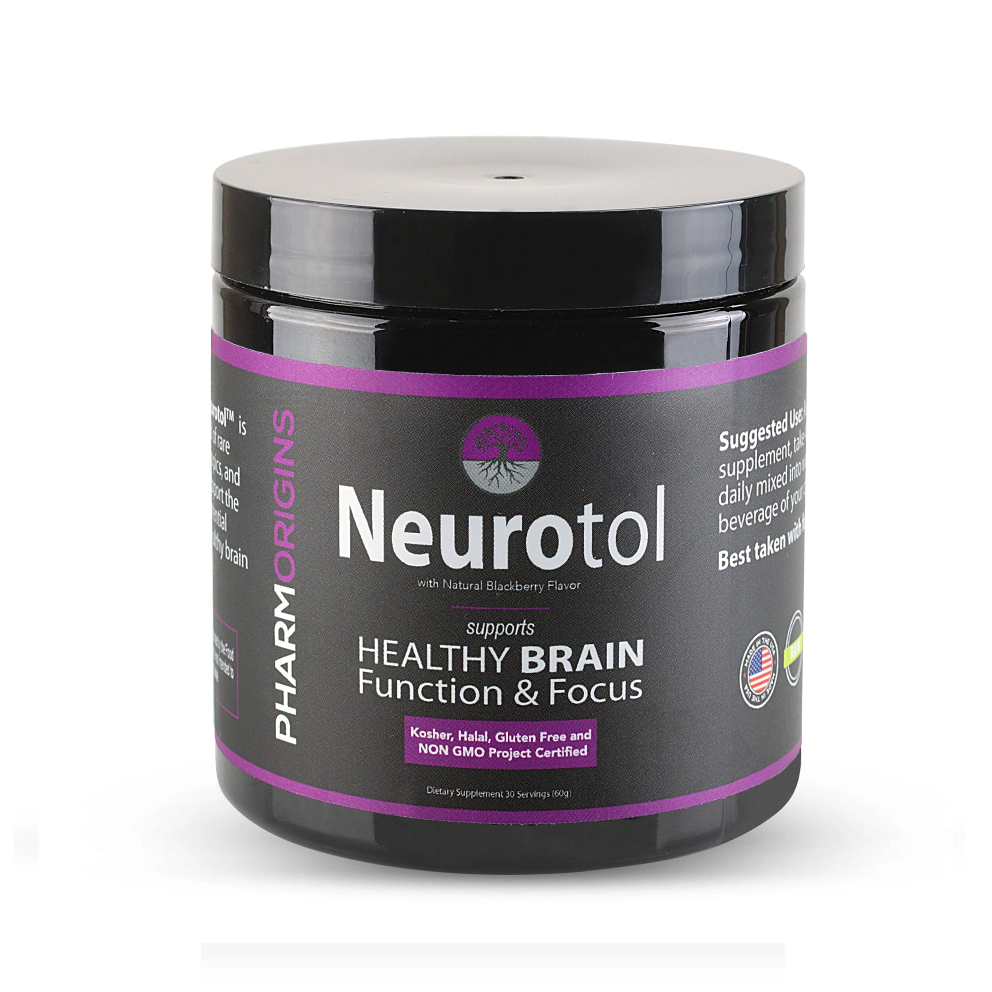 Pharm Origins Neurotol™