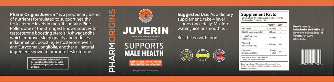 Pharm Origins Juverin™