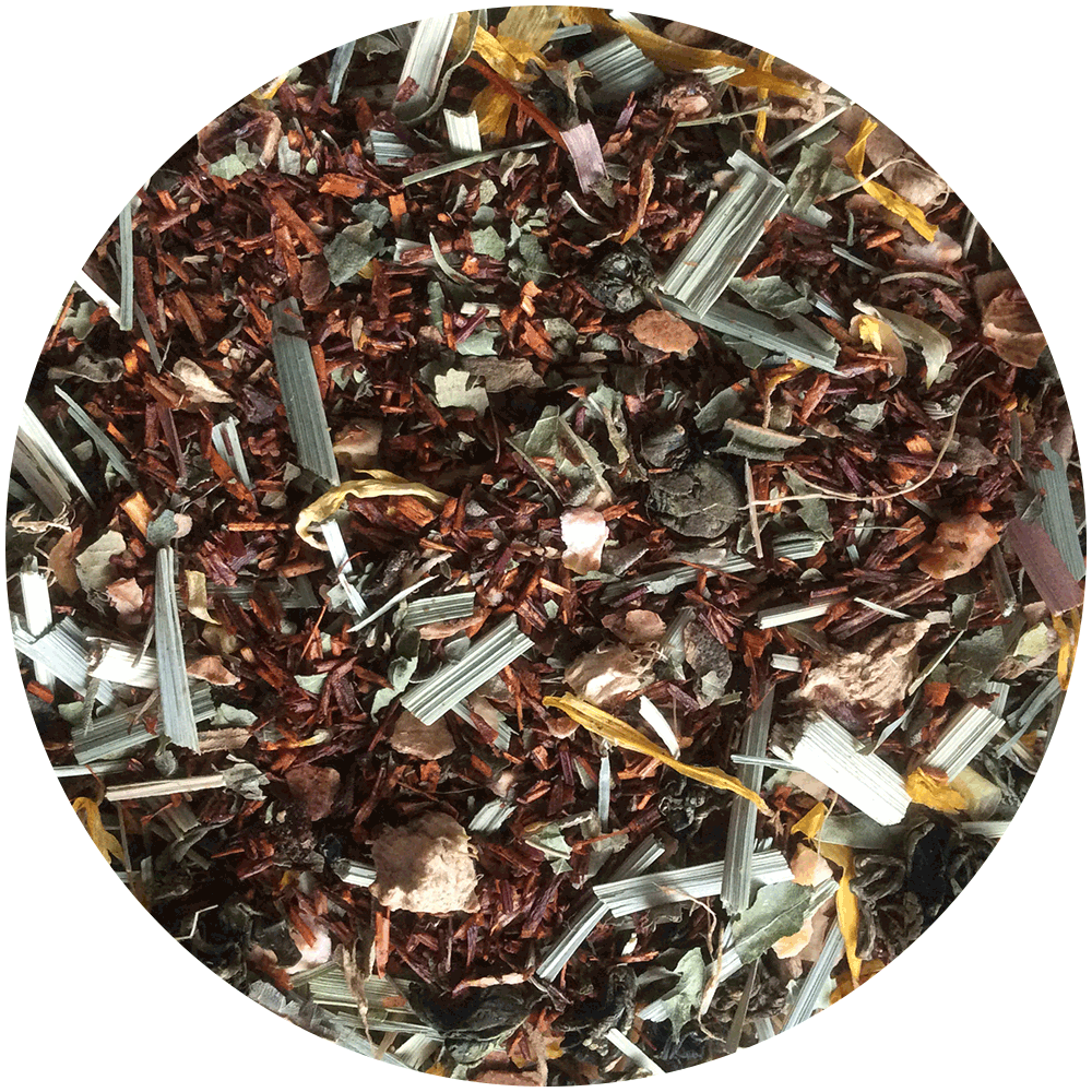 Rooibos Détox Orange bio