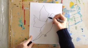 Drawing Video / FLY