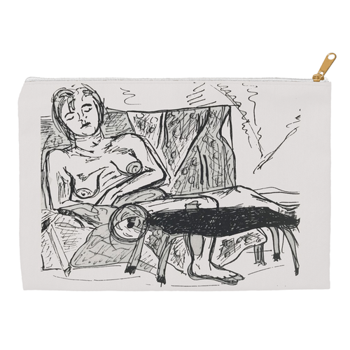 The Nude Model / Essentials Accessory Pouch