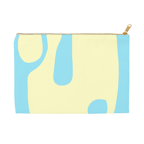 Modern Butter Blue / Essentials Accessory Pouch