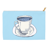 Cup Saucer Coffee / Essentials Accessory Pouch