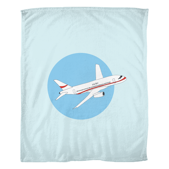 The Airliner / Fleece Blanket