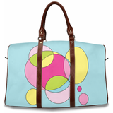 Overlap Circles / Travel Bag