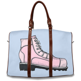 The Red Shoe is Pink / Travel Bag