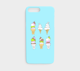 Ice Cream / iPhone Case / iPhone 7 / 8