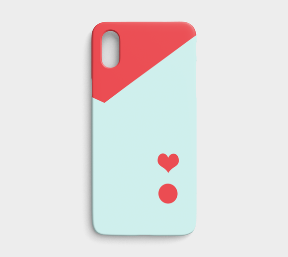 Love Letter / iPhone Case / iPhone X / XS