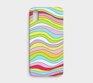 Waves / iPhone Case / iPhone X