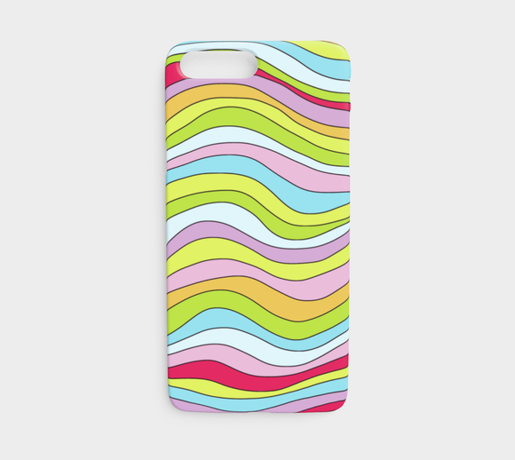 Waves / iPhone Case / iPhone 7 / 8