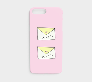 Love Letter / iPhone Case / iPhone 7 / 8