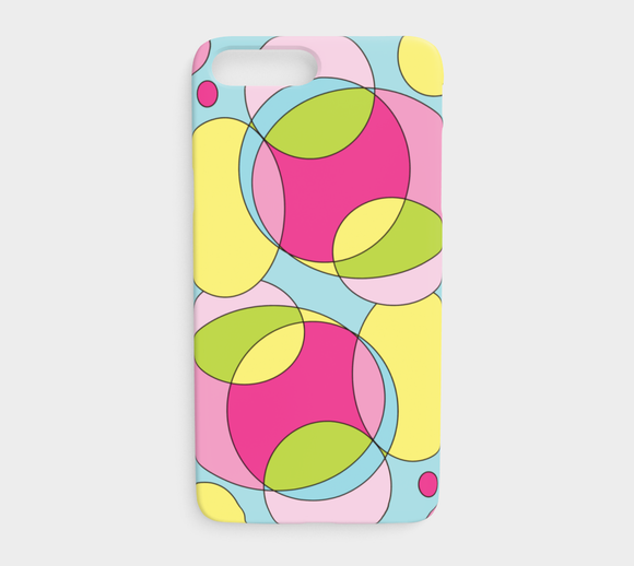 Circles Circles / iPhone Case / iPhone 7 plus / 8 plus