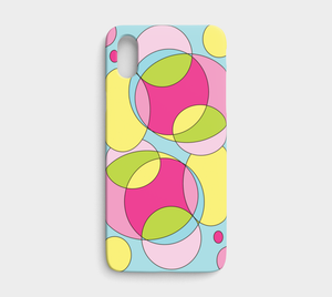 Circles Circles / iPhone Case / iPhone X