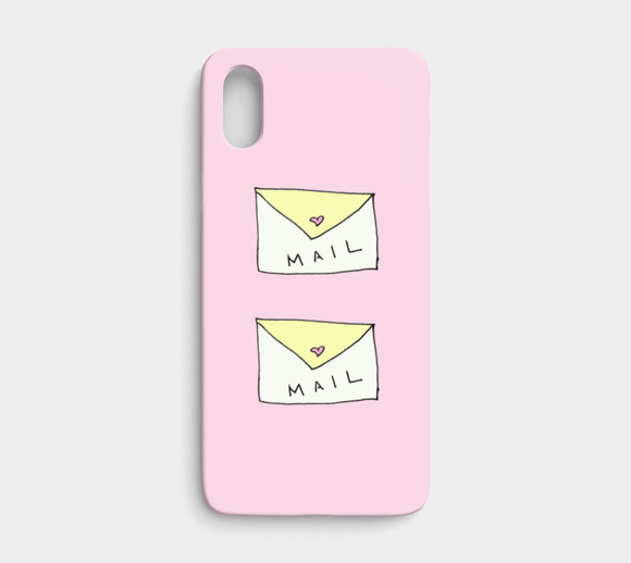 Love Letter / iPhone Case / iPhone X