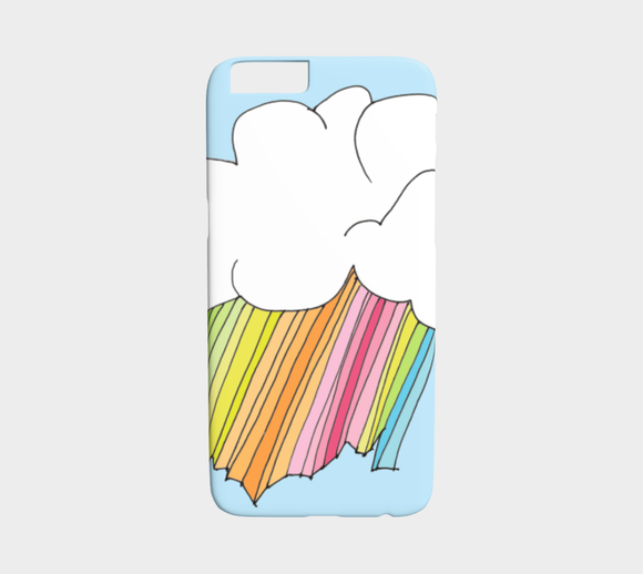Fantastic Day on Light Blue / iPhone Case / iPhone 6 / 6s