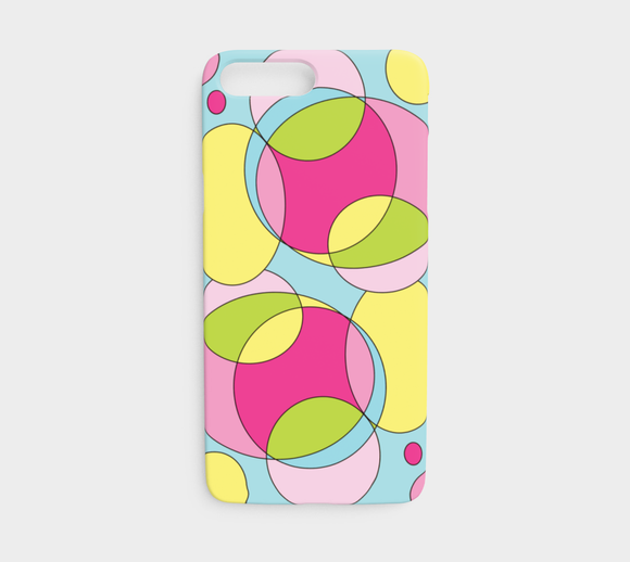 Circles Circles / iPhone Case / iPhone 7 / 8