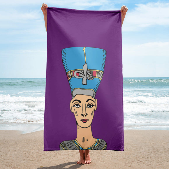 The Royal Bust / Beach Towel