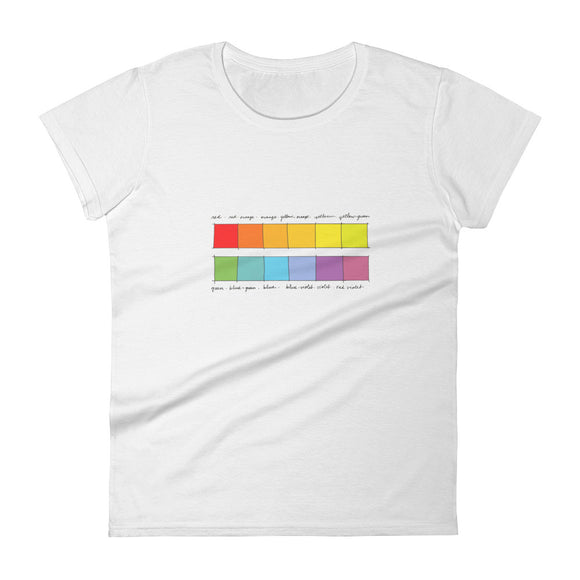 Spectrum / Women's Classic Short Sleeve T-Shirt