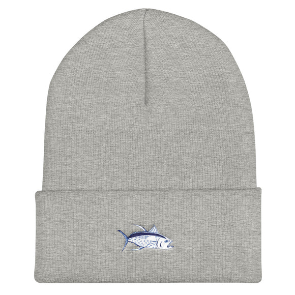 Big Tuna / Embroidered Cuffed Beanie