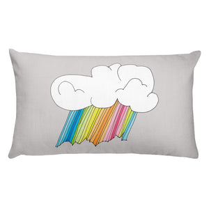 Fantastic Day / Rectangular Stuffed Pillow