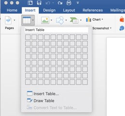 How to make planner stickers with Microsoft Word