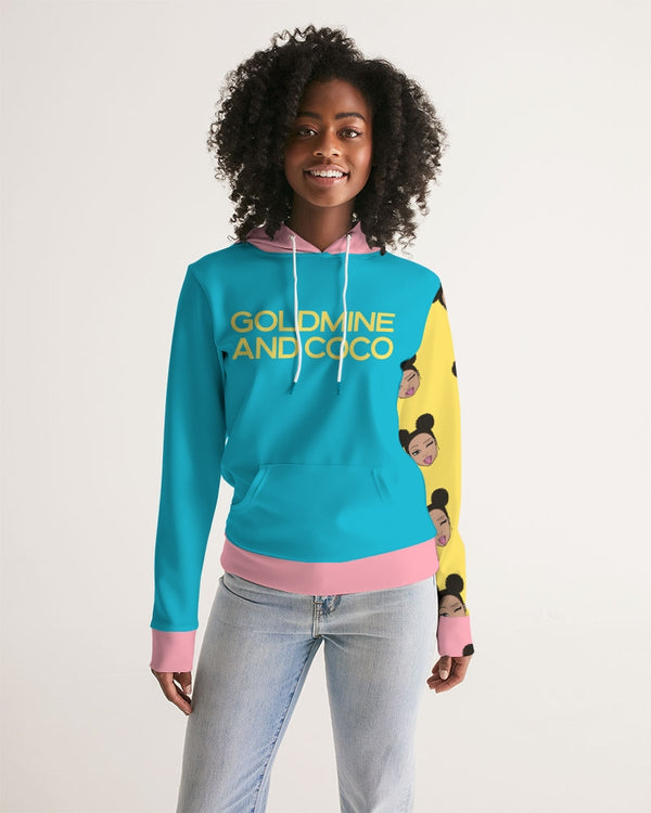 Goldmine and CoCo Hoodie Women's Hoodie