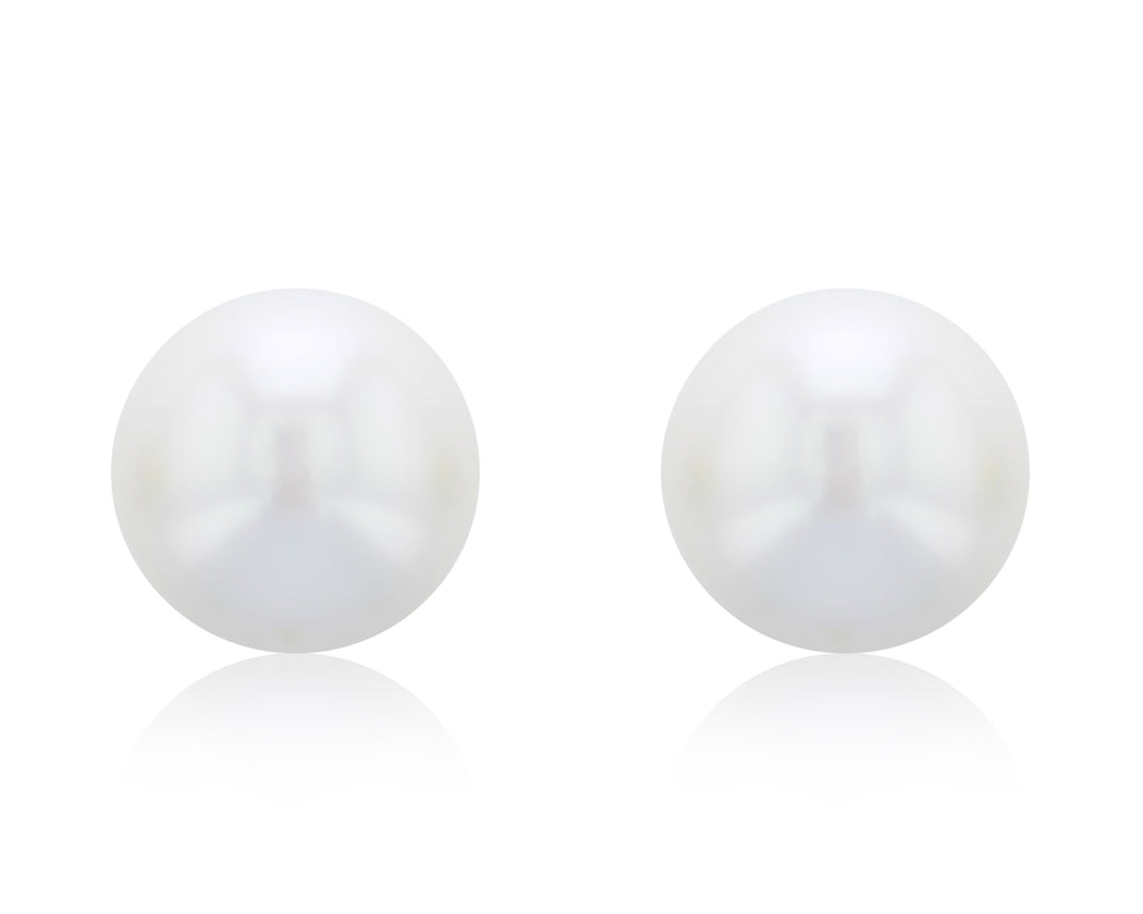 Quinn South Sea Stud Earrings