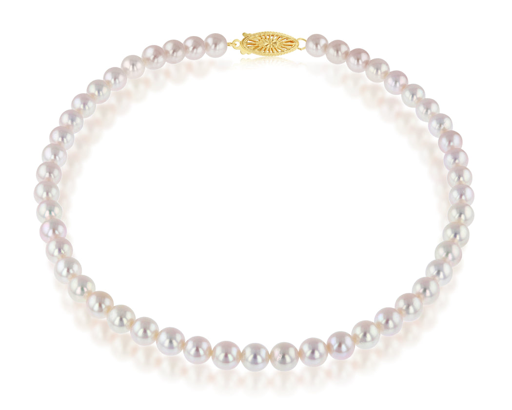 7.5-8mm Freshwater Pearl Strands