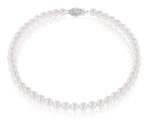 8-8.5mm Freshwater Pearl Strands