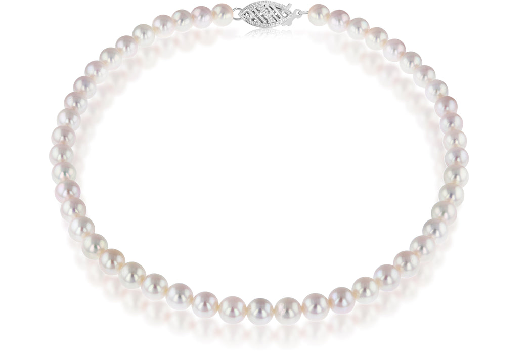 8.5-9mm Akoya Pearl Strands