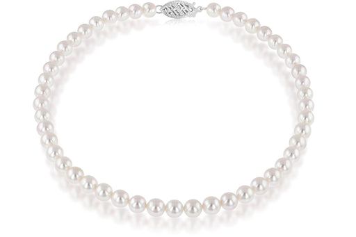 7-7.5mm Akoya Pearl Strands