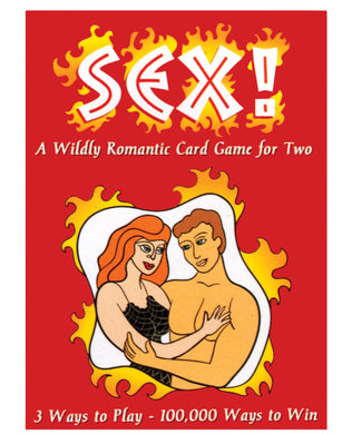 Sex! A Romantic Card Game