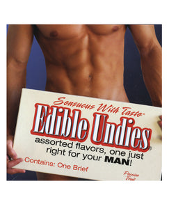 Men's Edible Undies - Passion Fruit