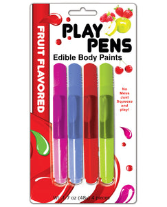 Play Pens Edible Body Paints