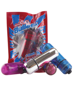 Screaming O Vibrating Bullet - Asst. Colors
