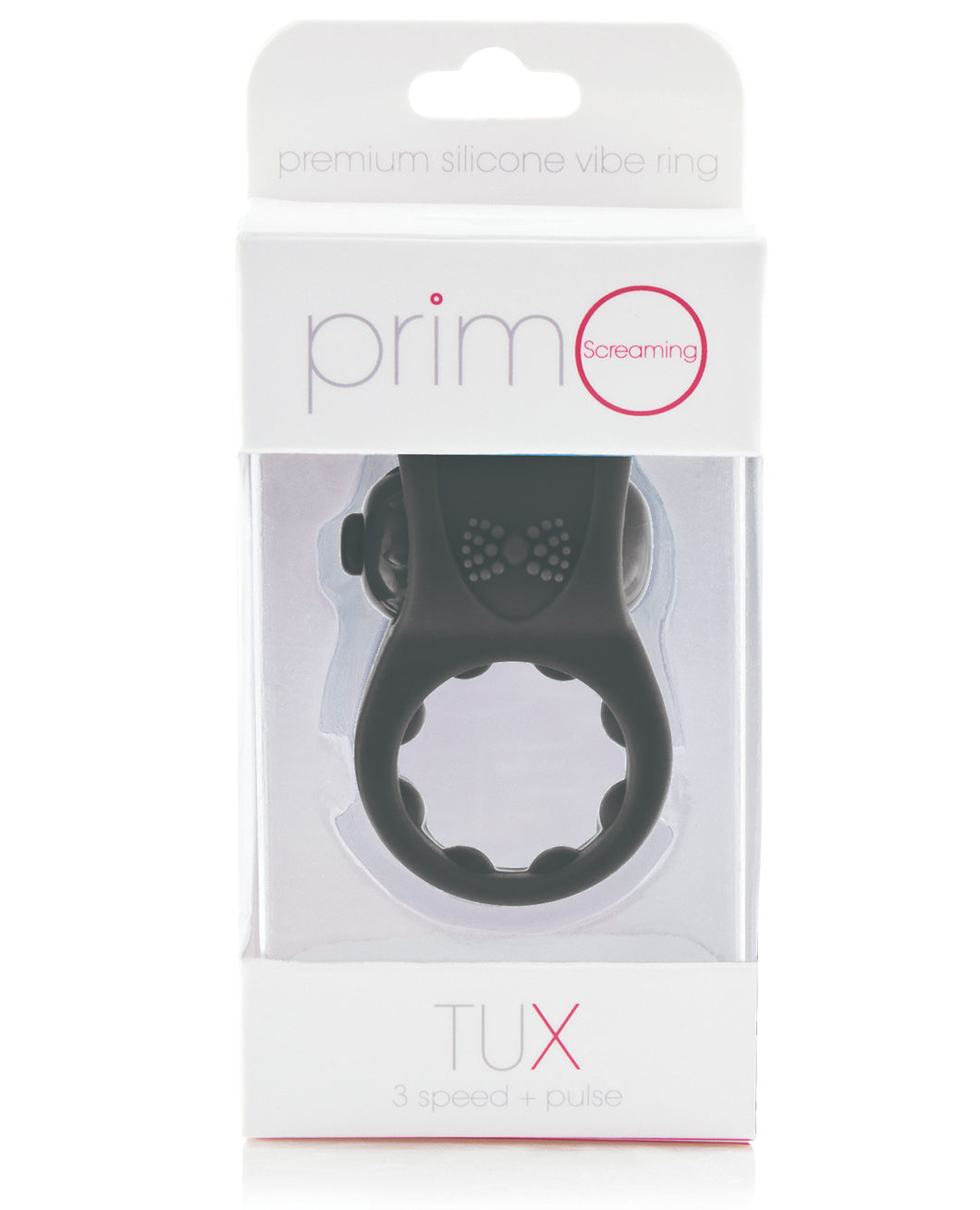 Screaming O PrimO Tux - Black
