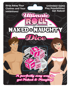 Ultimate Roll Naked & Naughty Dice