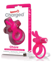 Screaming O Charged Ohare Vooom Mini Vibe - Pink