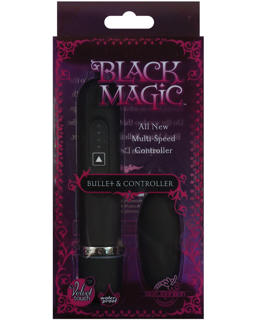 Black Magic Bullet & Controller