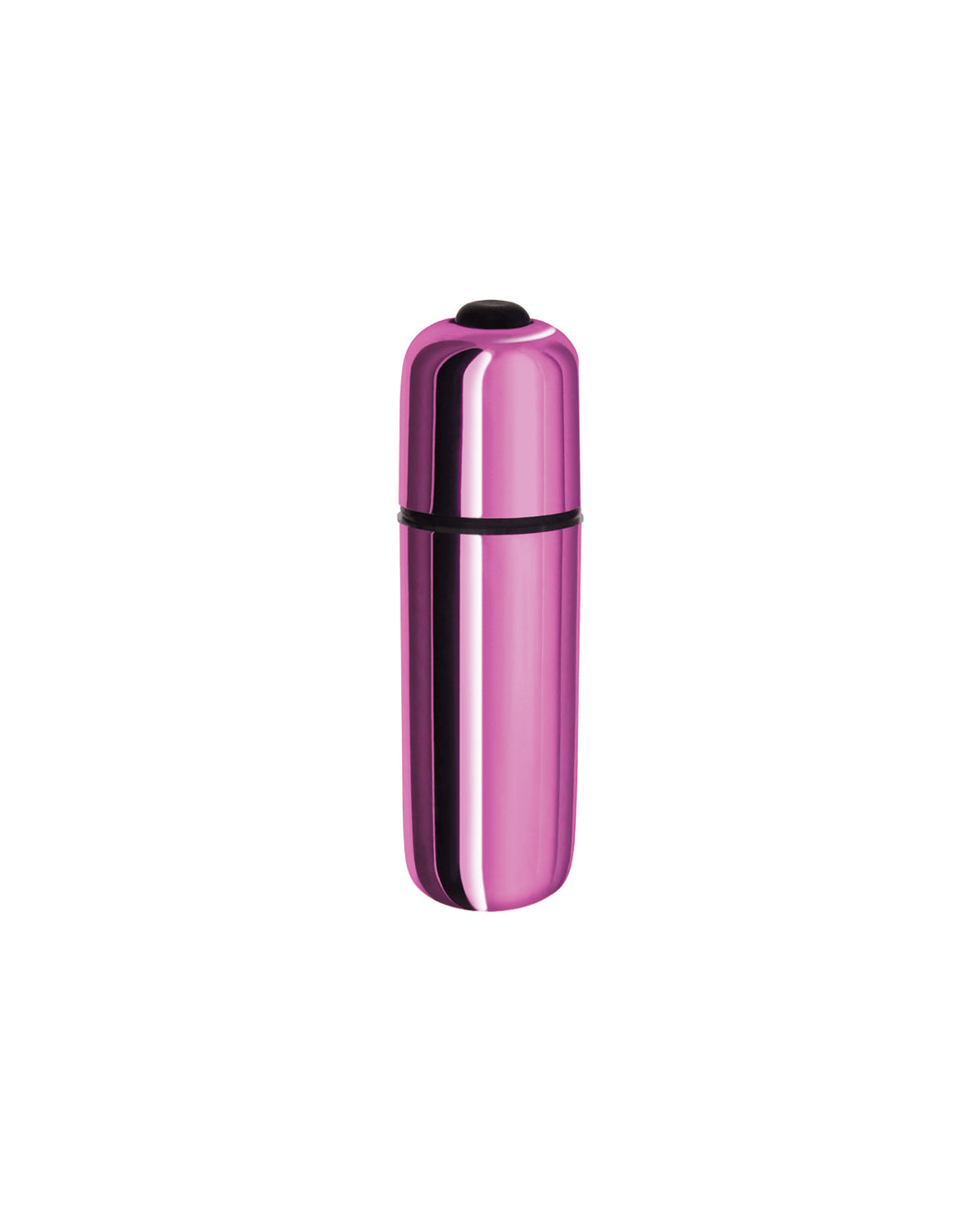 Erotic Toy Company Chrome Classics Bullet - 7 Speed Pink