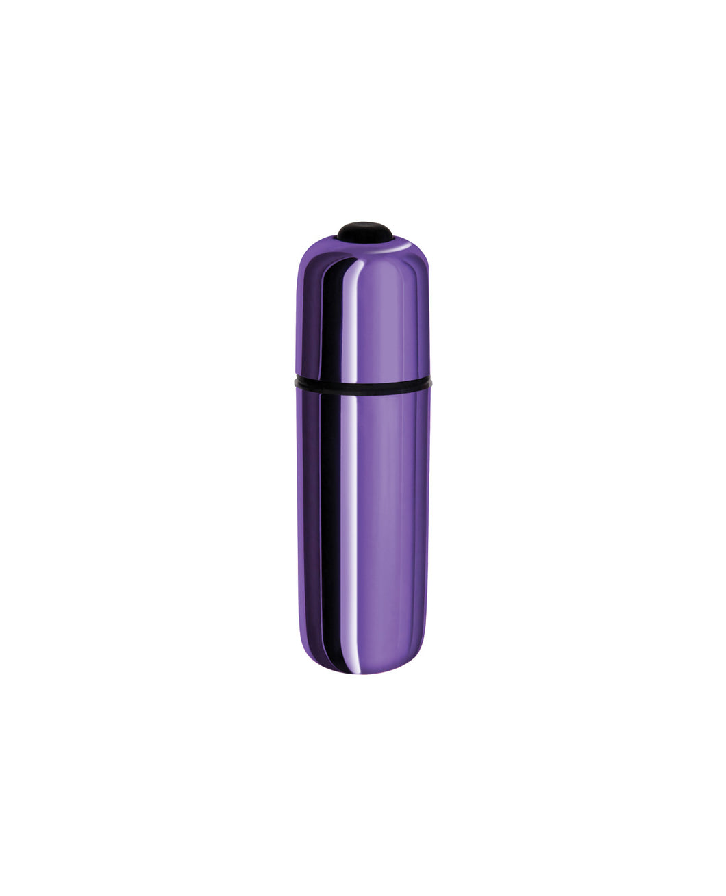 Erotic Toy Company Chrome Classics Bullet - 7 Speed Purple