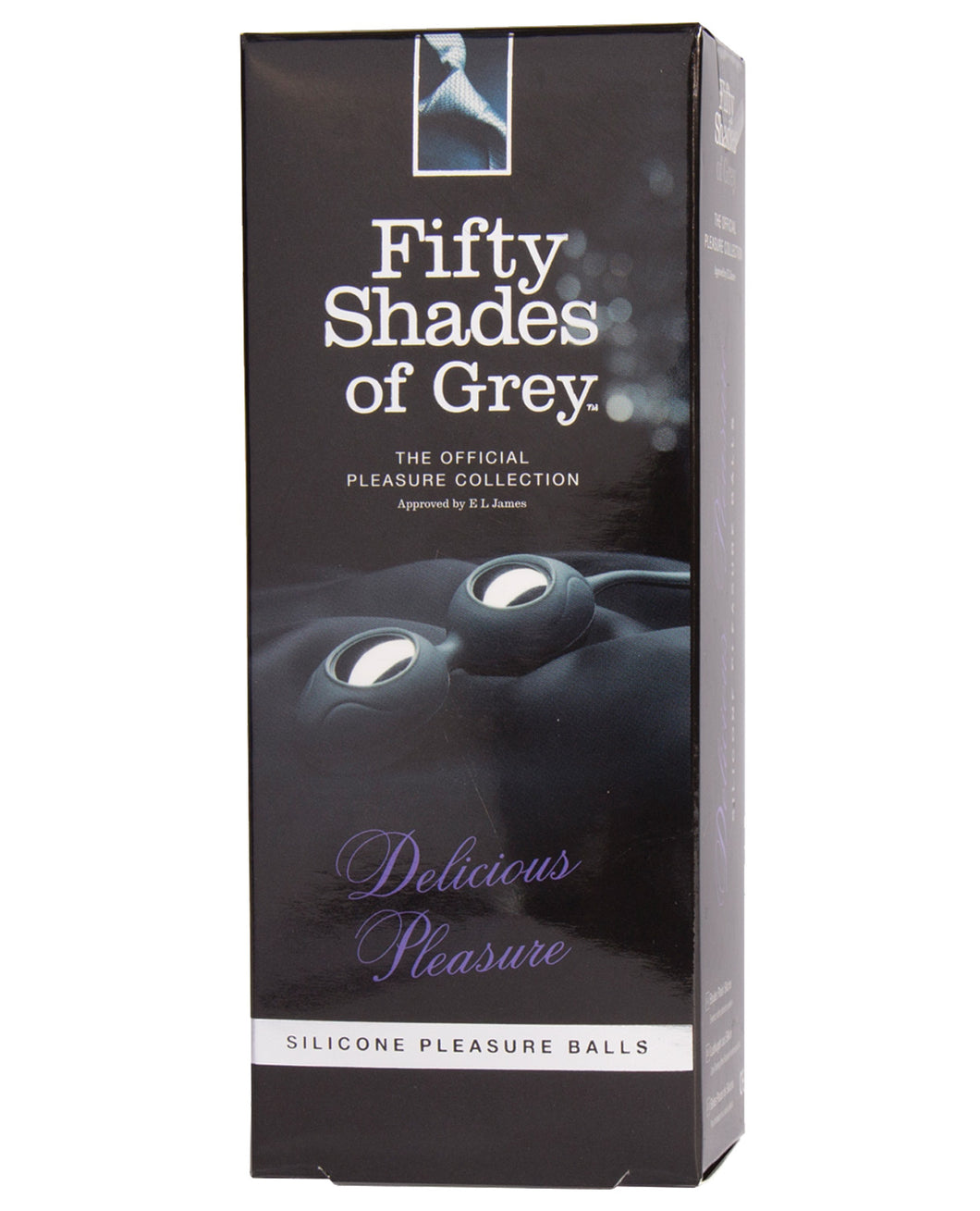 Fifty Shades of Grey Delicious Pleasure Silicone Pleasure Balls