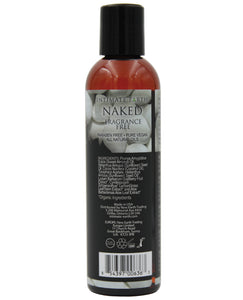 Intimate Earth Massage Oil - 120 ml Naked