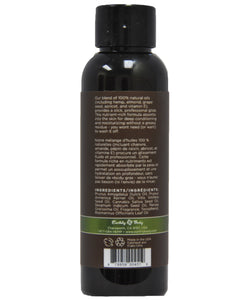Earthly Body Massage & Body Oil - 2 oz Guavalava